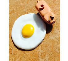 Egg and Bacon by Mockery Stockery