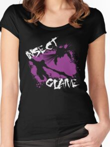 MH4U Insect Glaive (CLASS SERIES) Women's Fitted Scoop T-Shirt
