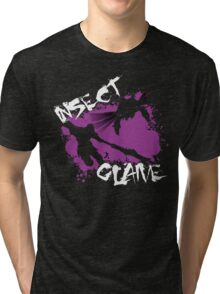 MH4U Insect Glaive (CLASS SERIES) Tri-blend T-Shirt