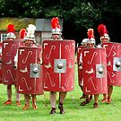 Romans at Ribchester by davidrhscott