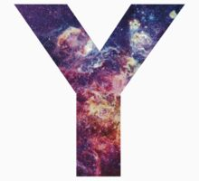 Y nebula stars pattern  Kids Clothes