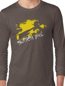 MH4U Switch Axe (CLASS SERIES) Long Sleeve T-Shirt