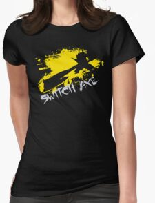 MH4U Switch Axe (CLASS SERIES) Womens Fitted T-Shirt