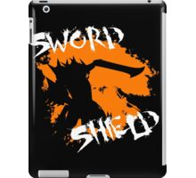 MH4U Sword & Shield (CLASS SERIES) iPad Case/Skin