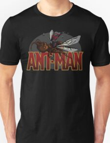 "Ant-Man ""Flying-Ant Rodeo"" Unisex T-Shirt"