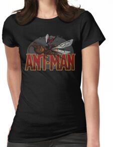 """Ant-Man """"Flying-Ant Rodeo"""" Womens Fitted T-Shirt"""