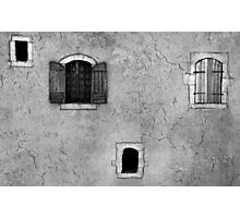 The small house Photographic Print