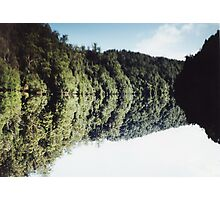 Reflections On The Gordon River 2 Photographic Print