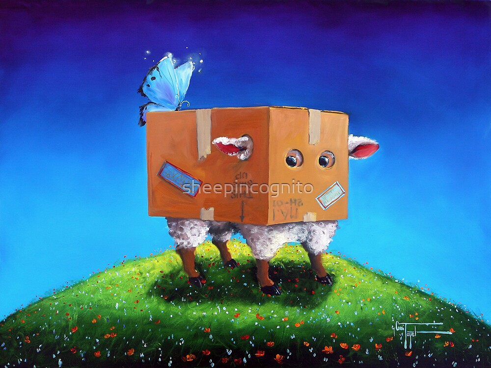 Thinking Outside the Box by Conni Togel