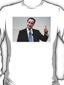 JK Rowling as David Cameron T-Shirt