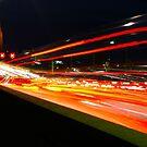 Colouring In - Re-loaded - Sydney Harbour Bridge, Australia  by Bryan Freeman