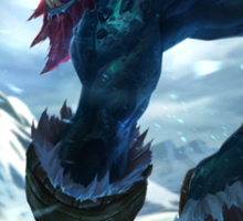 League Of Legends - Trundle Sticker