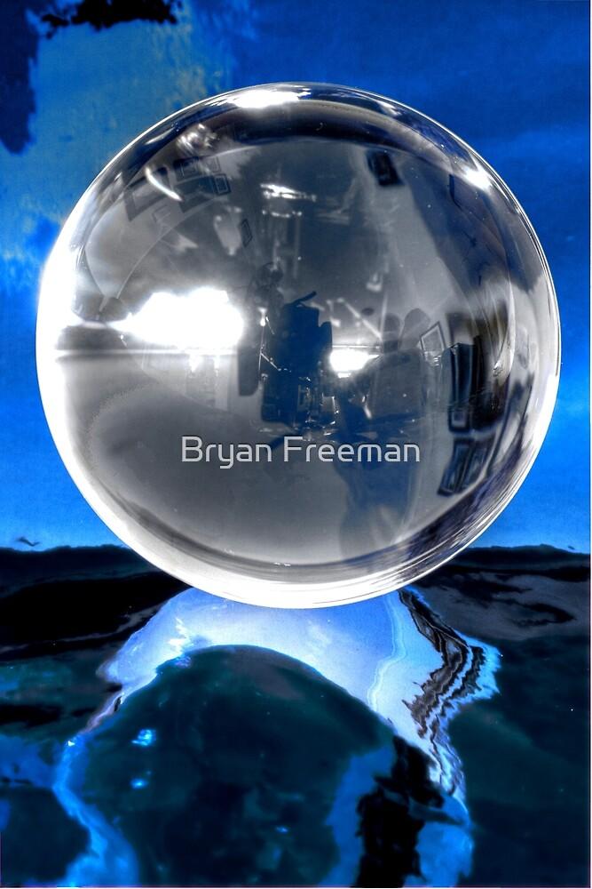 Crystallysis by Bryan Freeman