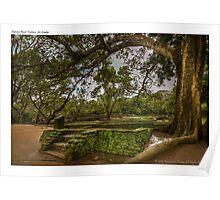 Ancient City of Sigiriya Poster