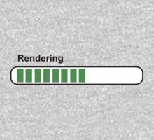 i'm rendering by designerds