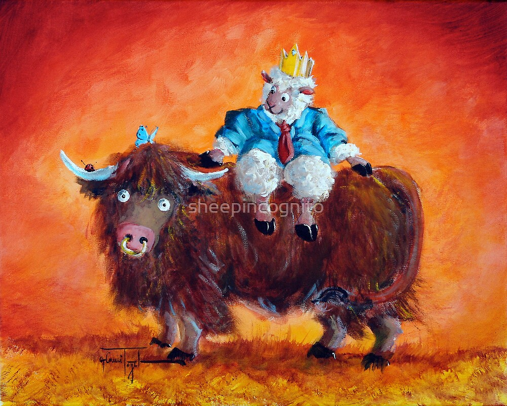 Bull-Sit by Conni Togel