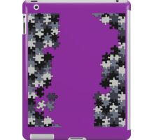 Jigsaw puzzle pieces 2.0 iPad Case/Skin