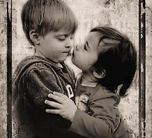 First Kiss by Kristen Coleman