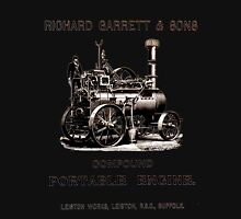 Richard Garett Compound Portable Engine Unisex T-Shirt