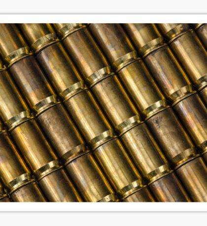 45 Brass #4 Sticker