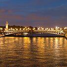 Paris Lights  by Lisa Williams