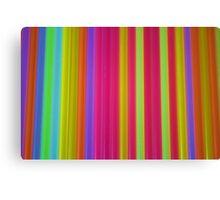 What Is It? - Glow Sticks Canvas Print