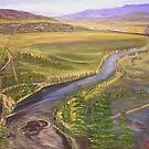 Spokane Valley by KenLePoidevin