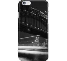 Ghost Ship - Sydney - Australia iPhone Case/Skin
