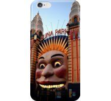 Luna Park - Sydney - Australia iPhone Case/Skin