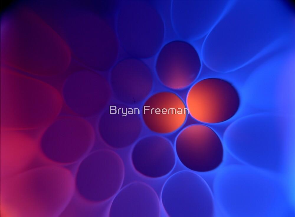 Caught The Red Eye by Bryan Freeman