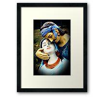 Love is Life - I Framed Print
