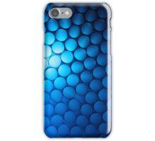 Just Blue iPhone Case/Skin