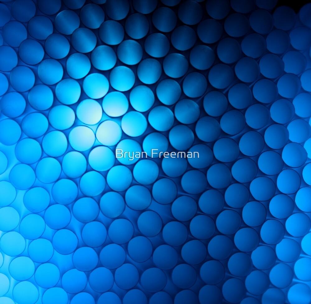 Just Blue by Bryan Freeman