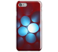 Blue Sky Through The Dust iPhone Case/Skin