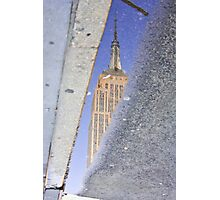 Reflections of New York Photographic Print
