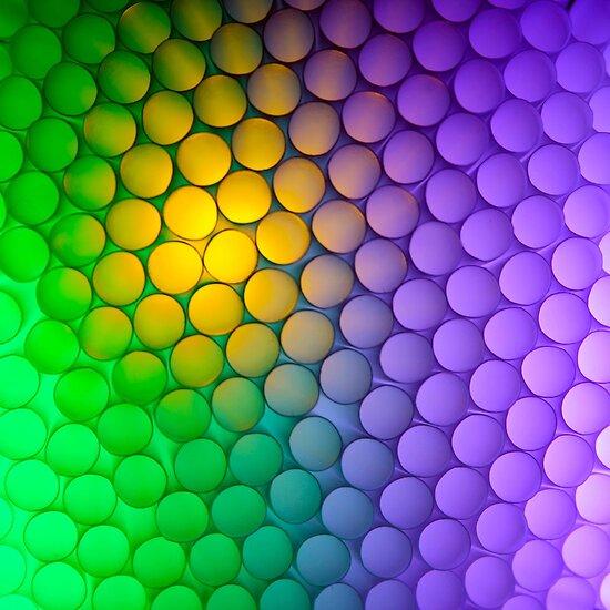 Straws of the Rainbow  by Bryan Freeman