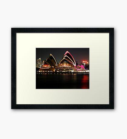 Sydney Opera House. Australia Framed Print