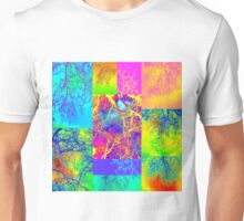 tree of life collage Unisex T-Shirt