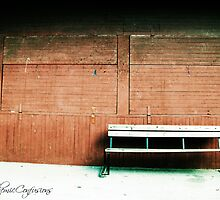 Lonely Bench III by Ashfaq
