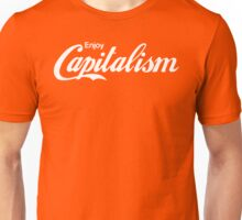 Enjoy Capitalism Unisex T-Shirt