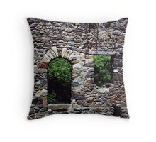 McConnel's Mill, Pennsylvania Throw Pillow