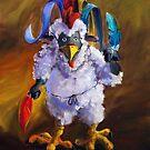 Bird Flu by Conni Togel