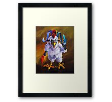 Bird Flu Framed Print