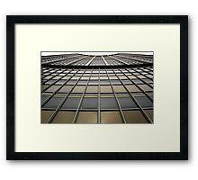 Curled Up - Sydney Framed Print