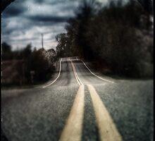 Sur la route by Jean-François Dupuis