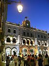 Lisbon....Rossio train station by terezadelpilar~ art & architecture