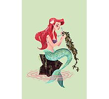 Mermaid skills Photographic Print