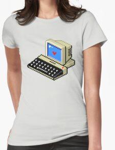 8 BIT Computer - Love Heart T-Shirt