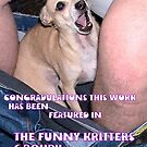 nibbles funny kritters banner by gabbielizzie
