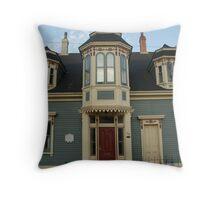 The Lunenburg Bump Throw Pillow